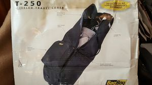 Wheeled travel golf bag cover for Sale in West Palm Beach, FL