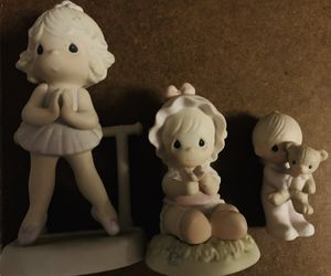 Precious Moments Figurines All 3 $10 for Sale in Austin, TX