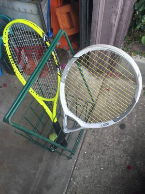 Tennis rackets for Sale in San Francisco, CA