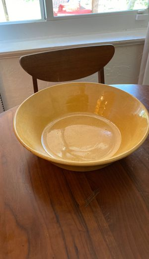Large Ceramic Fruit Bowl for Sale in Miami, FL