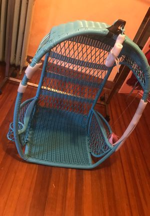 Hanging Chair / Pier 1 Imports Swingasan Chair for Sale in Mount Rainier, MD