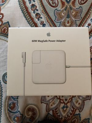Apple 60W MagSafe Power Adapter for Sale in Fairfax, VA