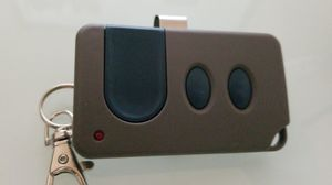 For Craftsman 3-Function Garage Door Opener Remote Control, 139.53681B with Clip and battery included. Condition is Used. Tested for Sale in Las Vegas, NV