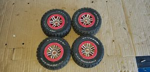 Speedthreads Breakaway rc tire wheels 1/10 buggy truck for Sale for sale  Modesto, CA