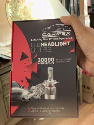 LED Headlight Bulbs (Brand New) for Sale in Tacoma, WA