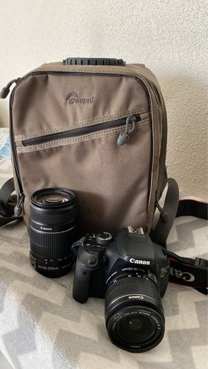 Canon camera for Sale in Atwater, CA