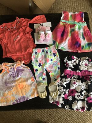 Baby girl clothes for Sale in Bellevue, WA