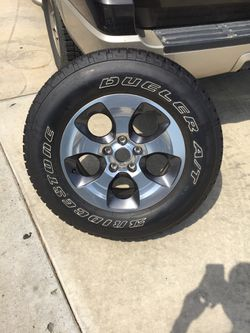 Jeep Sahara wheels for Sale in Fresno,  CA