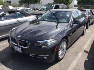 2014 BMW 5 Series for Sale in Ontario, CA