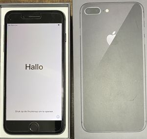 Unlocked IPhone 8 Plus 256gb for Sale in Galloway, OH