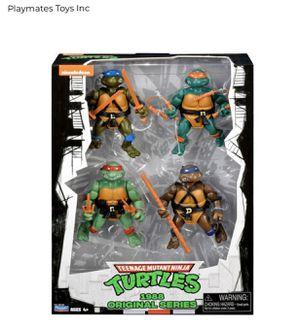 Teenage Mutant Ninja Turtles Original 1988 for Sale in Silver Spring, MD