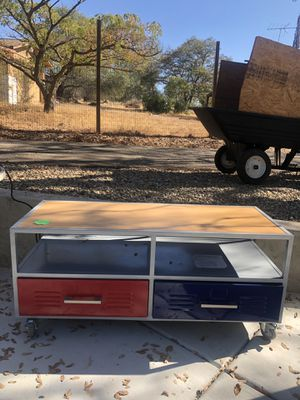 Teen Boys Locker TV Stand for Sale in Rescue, CA