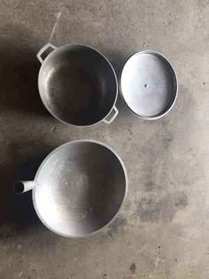 Pots and pan for Sale in Stoughton, MA