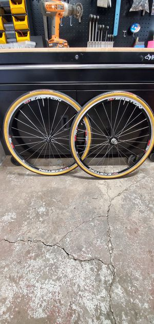 Easton cyclocross wheelset. EA70x for Sale in Niles, IL