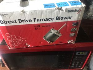 2 Furnace blower for Sale in Cicero, IL