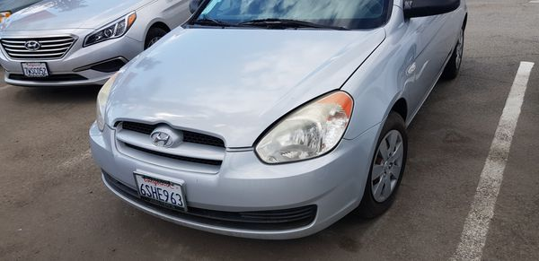 2008 HYUNDAI ACCENT 103000 MILES SUPER CLEAN COUPE EXCELLENT ON GAS NEW TIRES NEW BRAKES NEW BATTERY CLEAN TITLE
