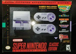 Super Nintendo Classic SNES for Sale in Peabody, MA