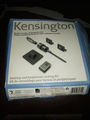 Kensington K64615US Desktop Computer and Peripherals Locking Kit for Sale in Orlando, FL