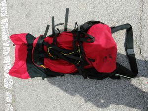EXTERNAL BACKPACK HIKING CAMPING. READ DETAILS for Sale in St. Louis, MO