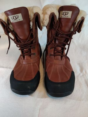 Men's Waterproof UGG boots in like new Condition for Sale in Hillsboro, OR