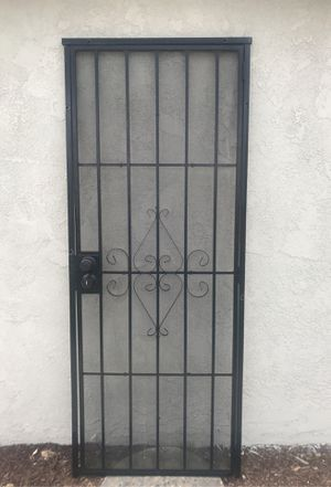 Security door for Sale in Ontario, CA