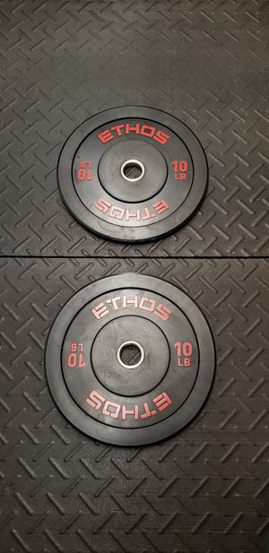 OLYMPIC RUBBER BUMPER WEIGHT PLATES for Sale in Phoenix, AZ