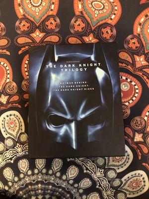 Batmen the Dark Knight Trilogy for Sale in New Port Richey, FL