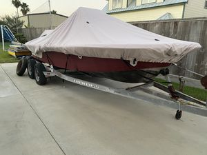 1993 - 19ft Cajun Fishmaster for Sale in Baytown, TX