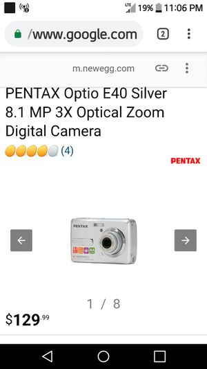 Pentex digital camera for Sale in New Franklin, OH