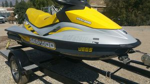 2006 seadoo GTI with trailer - selling as parts for Sale in Sylmar, CA
