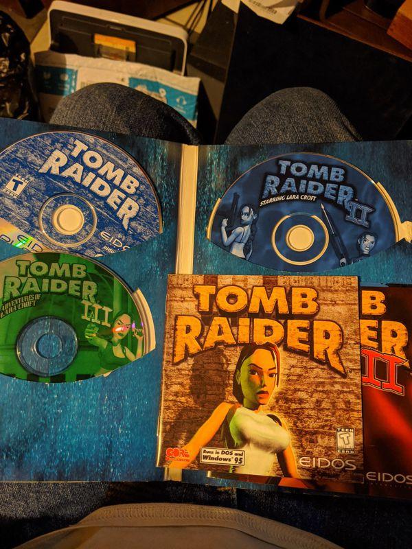 Games! PC games take a peek