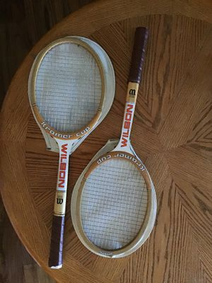 Vintage Tennis Rackets for Sale in Mission Viejo, CA