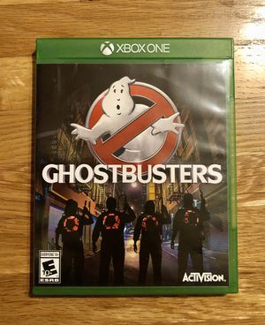 Ghostbusters - Xbox One for Sale in Los Angeles, CA