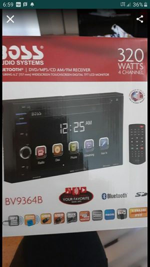 new Bluetooth boss radio for Sale in Saint Charles, MO