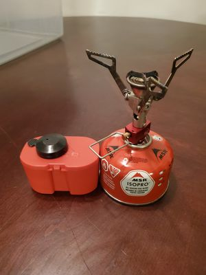 MSR Rocketpocket 2 Stove Lightweight Camping Hiking for Sale in Mount Prospect, IL