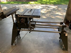ShopSmith Mark V Model 510 woodworking system and accessories for Sale in Greenville, SC