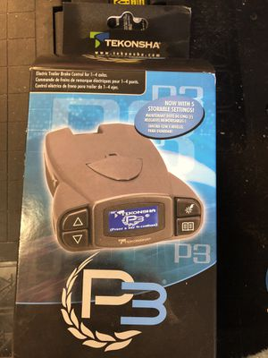 Tekonsha P3 Electronic Brake Control - New in Box for Sale in Riverside, CA