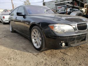 2006 BMW 750 PARTING OUT for Sale in Fontana, CA