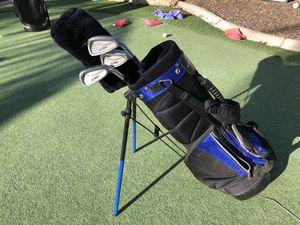 AMC Youth/kids golf clubs set w/bag for Sale in Phoenix, AZ