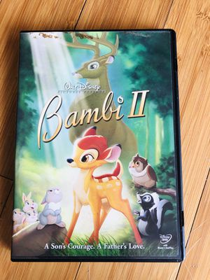 Bambi 2 DVD for Sale in Pompano Beach, FL