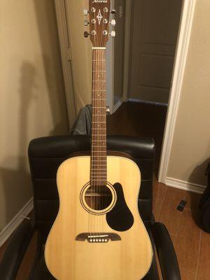 Alvarez Guitar (Great Condition) for Sale in Longview, TX