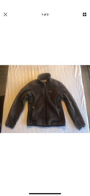 Women's Patagonia brown fleece jacket for Sale in Hillsboro, MO