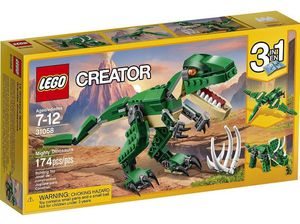 LEGO Mighty Dinosaurs 31058 Creator Set 3 in 1 T-R for Sale in Great Falls, VA