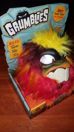 GRUMBLES KIDS TOY for Sale in Reading, PA