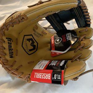 2 Franklin Size 11inch baseball Gloves for Sale in Beachwood, NJ