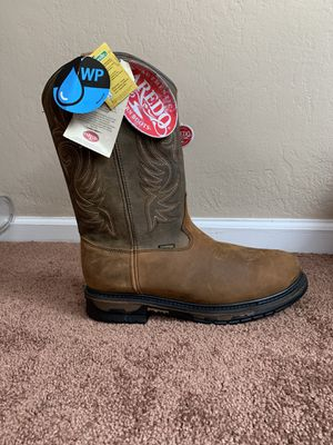 Laredo Work Boots /Size 12 for Sale in Colton, CA