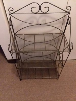 Small metal shelf for Sale in Holliston, MA