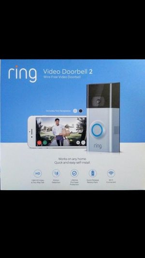 Ring Doorbell 2 for Sale in Los Angeles, CA