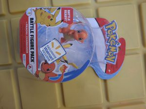Pokemon Mewtwo Charmander and Pikachu for Sale in Modesto, CA