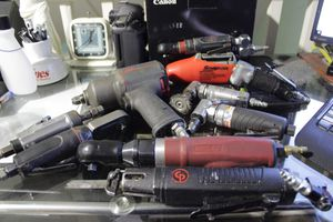 Ingersoll Rand, Snap On, Mac Tools, CP Aircat etc air tools. for Sale in Columbus, OH